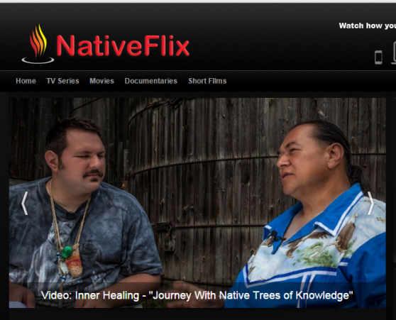 NativeFlix Inner Healing web snip