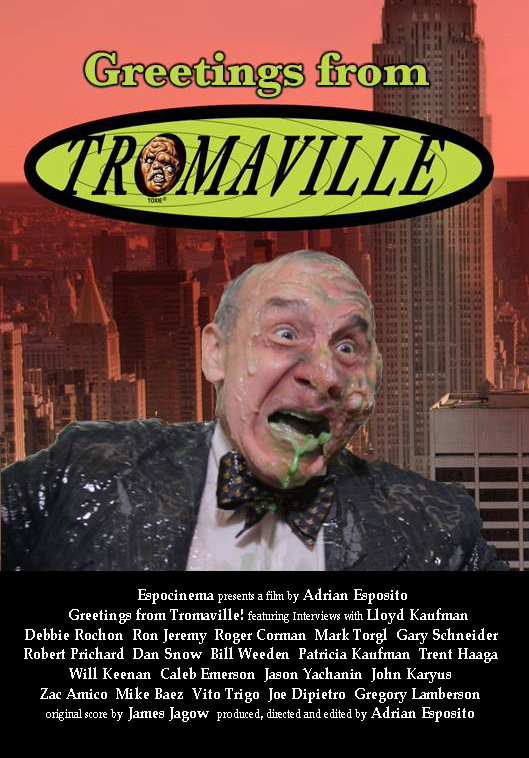 Greetings from Tromaville poster 2