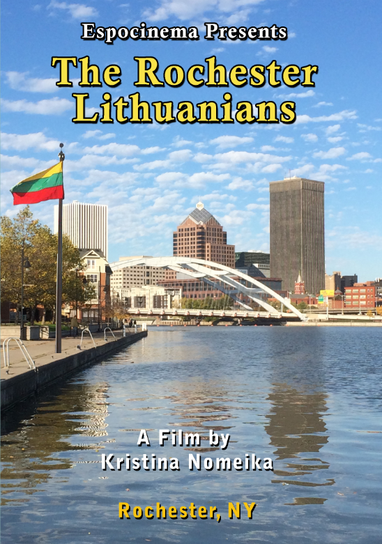 The Rochester Lithuanians cover image